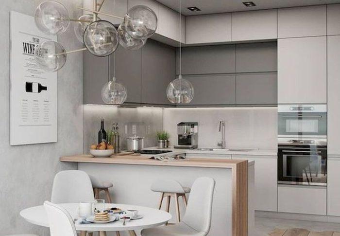 Brilliant small kitchen design ideas