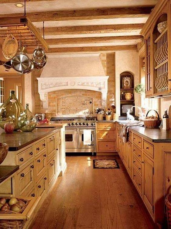 Italy kitchen design