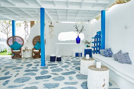 Greek Interior Designs