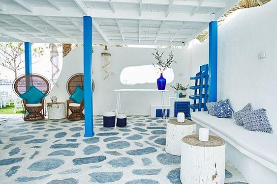 Greek Interior Designs