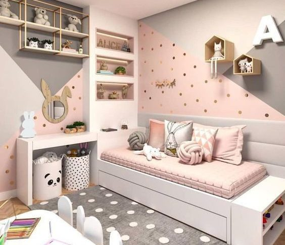 Fun Ways to Paint a Kid's Bedroom