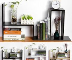 Best Desktop Shelves for Storage and Organizing