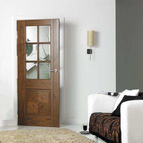 standard interior door width