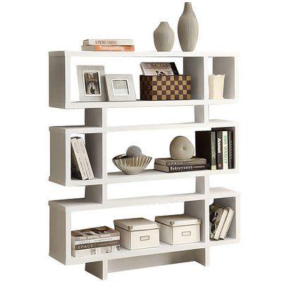 desktop shelving
