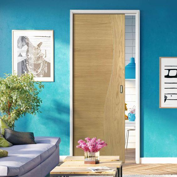 standard door width