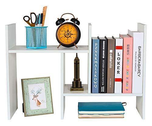 desktop organizer shelf