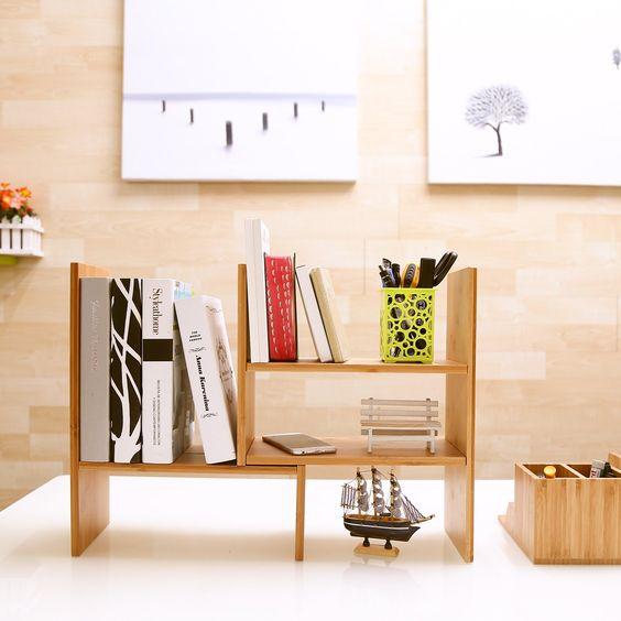 shelving for desks