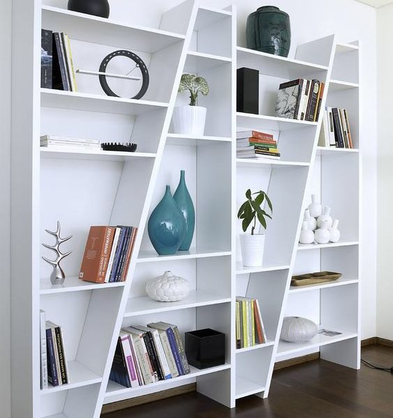 Awesome Bookcase Decorating Ideas To Perfect Your Interior Design