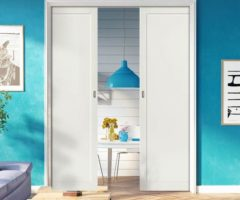 What Is The Standard Bedroom Door Size?