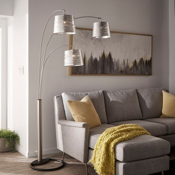 Current Corner Floor Lamps