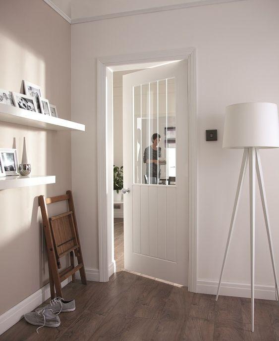 standard door width interior
