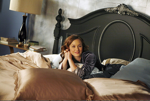 Blair Waldorf's bedroom