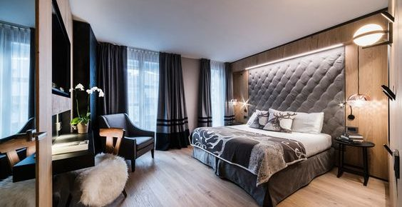 18 Simple Strides to Design a Hotel Room