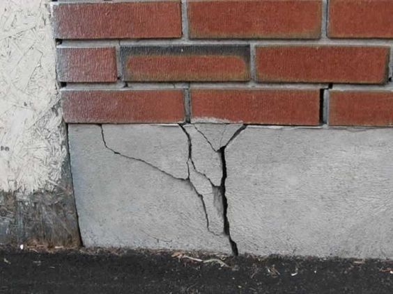 foundation crack repair cost