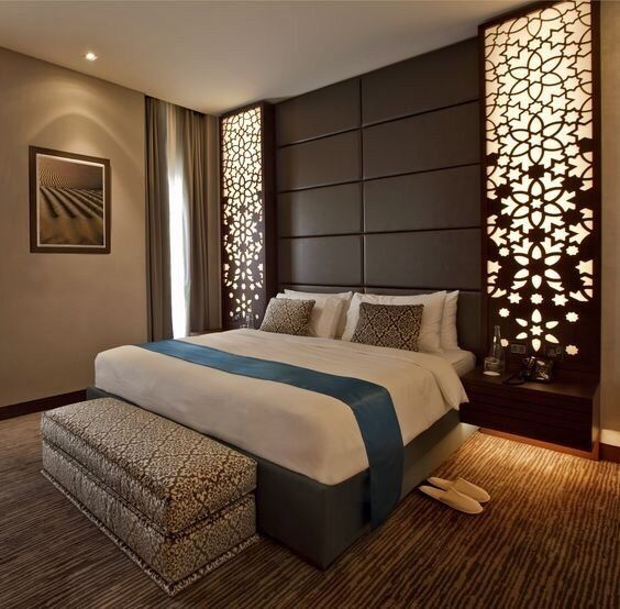 hotel room interior design